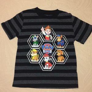 Nickelodeon paw Patrol t-shirt.